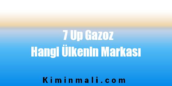 7 Up Gazoz Hangi Ülkenin Markası