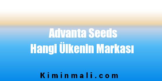 Advanta Seeds Hangi Ülkenin Markası
