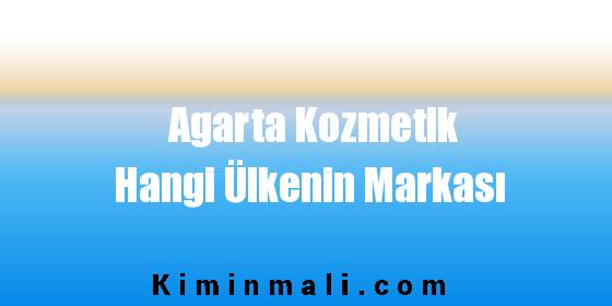 Agarta Kozmetik Hangi Ülkenin Markası
