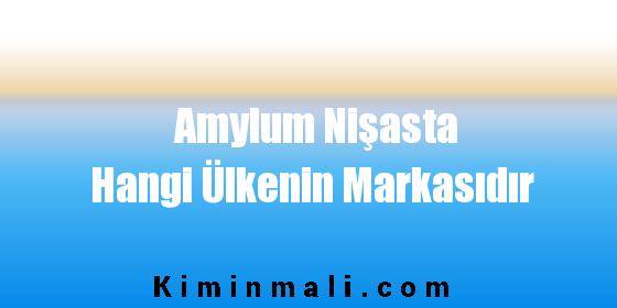 Amylum Nişasta Hangi Ülkenin Markasıdır