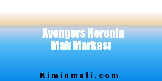 Avengers Nerenin Malı Markası