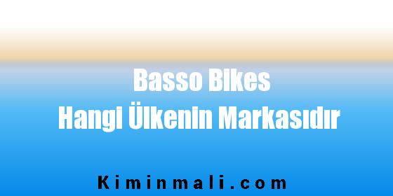 Basso Bikes Hangi Ülkenin Markasıdır