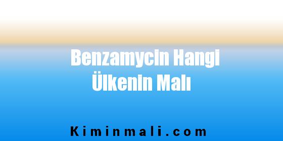 Benzamycin Hangi Ülkenin Malı