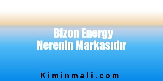 Bizon Energy Nerenin Markasıdır
