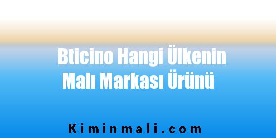 Bticino Hangi Ülkenin Malı Markası Ürünü