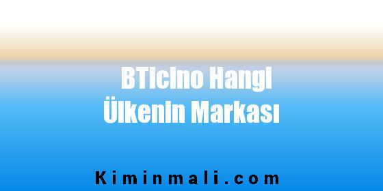 BTicino Hangi Ülkenin Markası