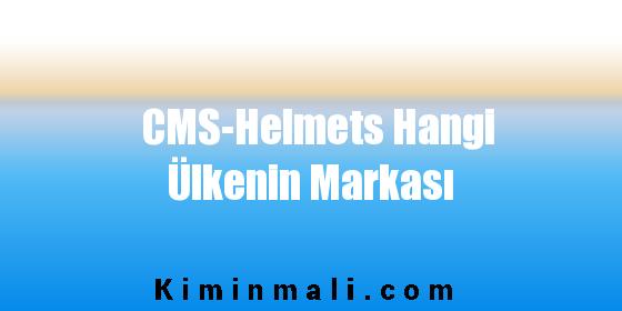CMS-Helmets Hangi Ülkenin Markası
