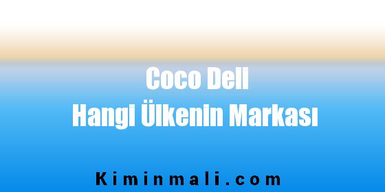 Coco Deli Hangi Ülkenin Markası