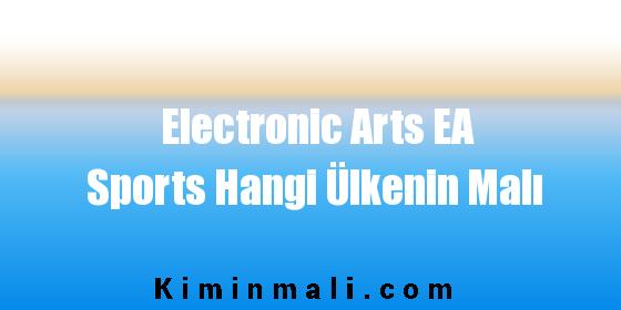 Electronic Arts EA Sports Hangi Ülkenin Malı