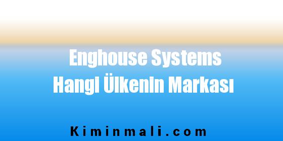 Enghouse Systems Hangi Ülkenin Markası