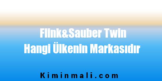 Flink&Sauber Twin Hangi Ülkenin Markasıdır