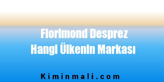 Florimond Desprez Hangi Ülkenin Markası