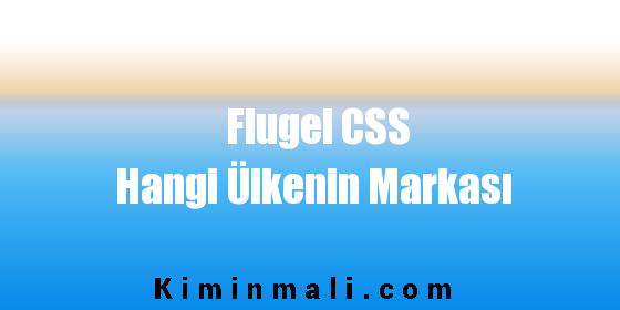 Flugel CSS Hangi Ülkenin Markası