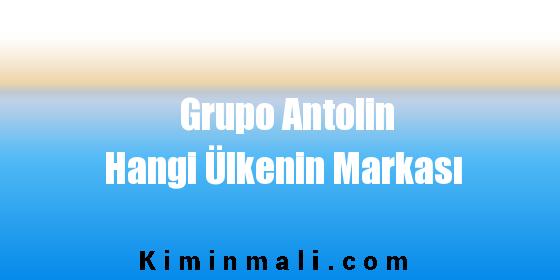 Grupo Antolin Hangi Ülkenin Markası