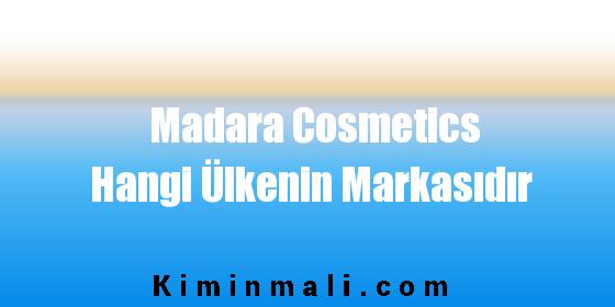 Madara Cosmetics Hangi Ülkenin Markasıdır