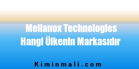 Mellanox Technologies Hangi Ülkenin Markasıdır