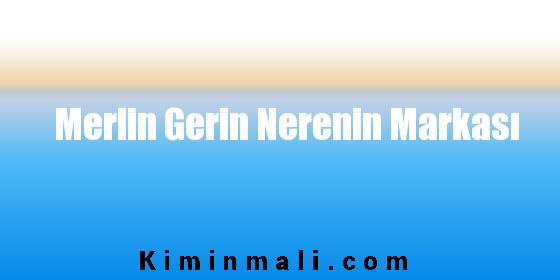 Merlin Gerin Nerenin Markası