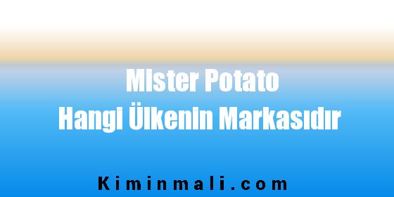 Mister Potato Hangi Ülkenin Markasıdır