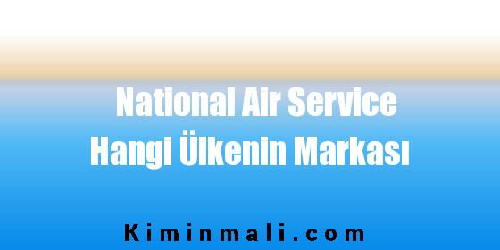 National Air Service Hangi Ülkenin Markası