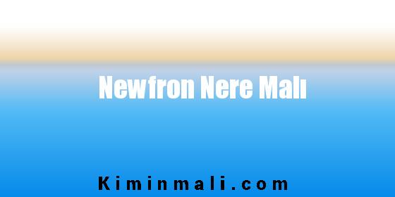 Newfron Nere Malı