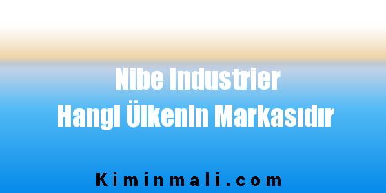 Nibe Industrier Hangi Ülkenin Markasıdır