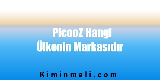 PicooZ Hangi Ülkenin Markasıdır
