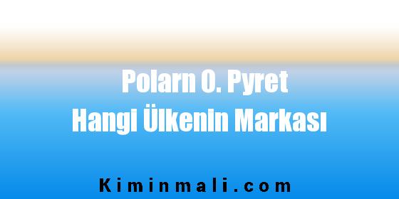 Polarn O. Pyret Hangi Ülkenin Markası