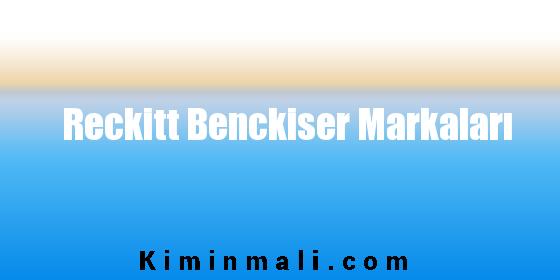 Reckitt Benckiser Markaları