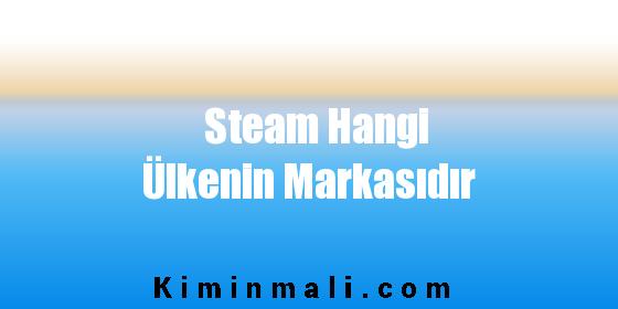 Steam Hangi Ülkenin Markasıdır