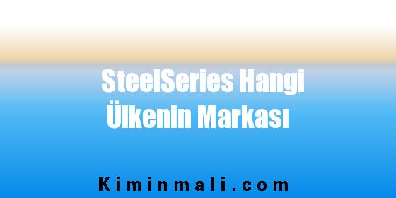 SteelSeries Hangi Ülkenin Markası