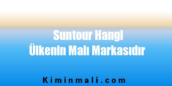 Suntour Hangi Ülkenin Malı Markasıdır