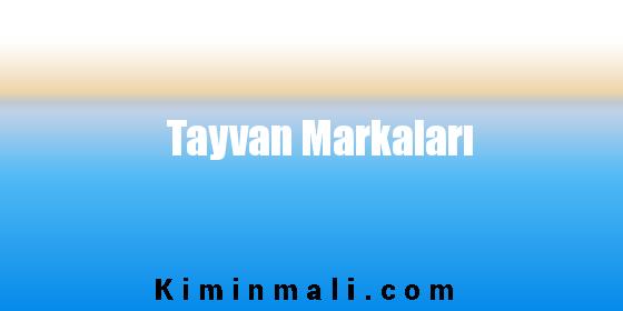 Tayvan Markaları