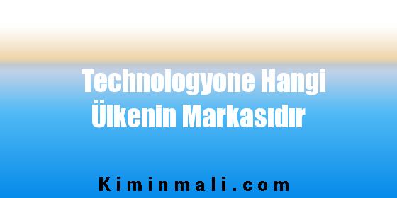 Technologyone Hangi Ülkenin Markasıdır