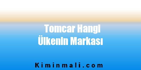 Tomcar Hangi Ülkenin Markası