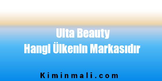 Ulta Beauty Hangi Ülkenin Markasıdır