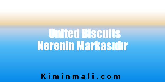 United Biscuits Nerenin Markasıdır