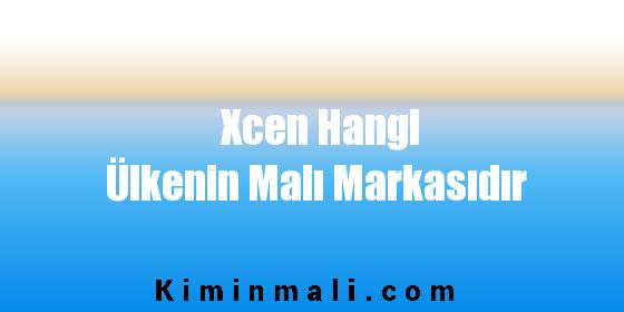 Xcen Hangi Ülkenin Malı Markasıdır